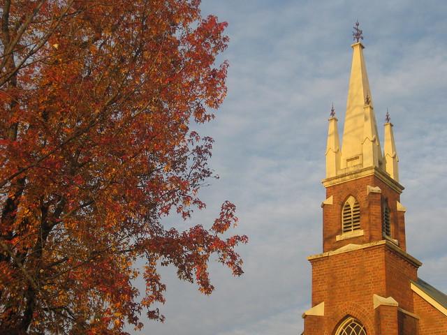 The Wesleyan Methodist Church - Ireland Street, Bright