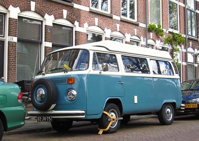 1976 Volkswagen Transporter (T2)