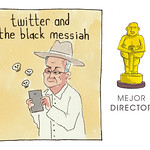 Mejor Director: Twitter and the black messiah