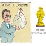 Mejor Cortometraje: El huevo de Llorente