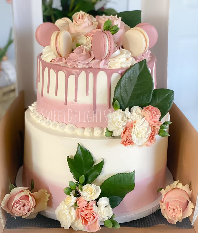 Cake from Sweet Delights by VanyG