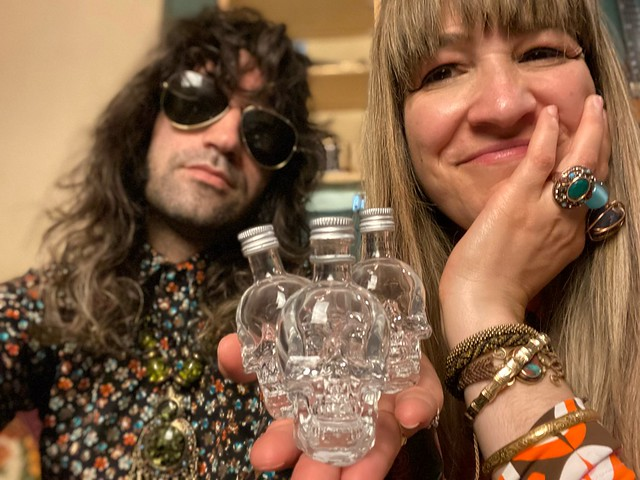190 Proof: The Damn Truth's Lee-la Baum and Tom Shemer Discuss Rock n' Roll and Booze