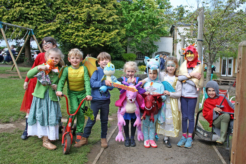 Year 1 & 2 'Wow Day' | Dragons and Knights