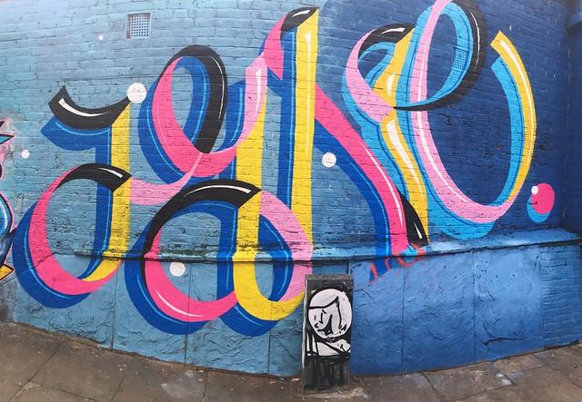 Jano, Bishopsgate 2017