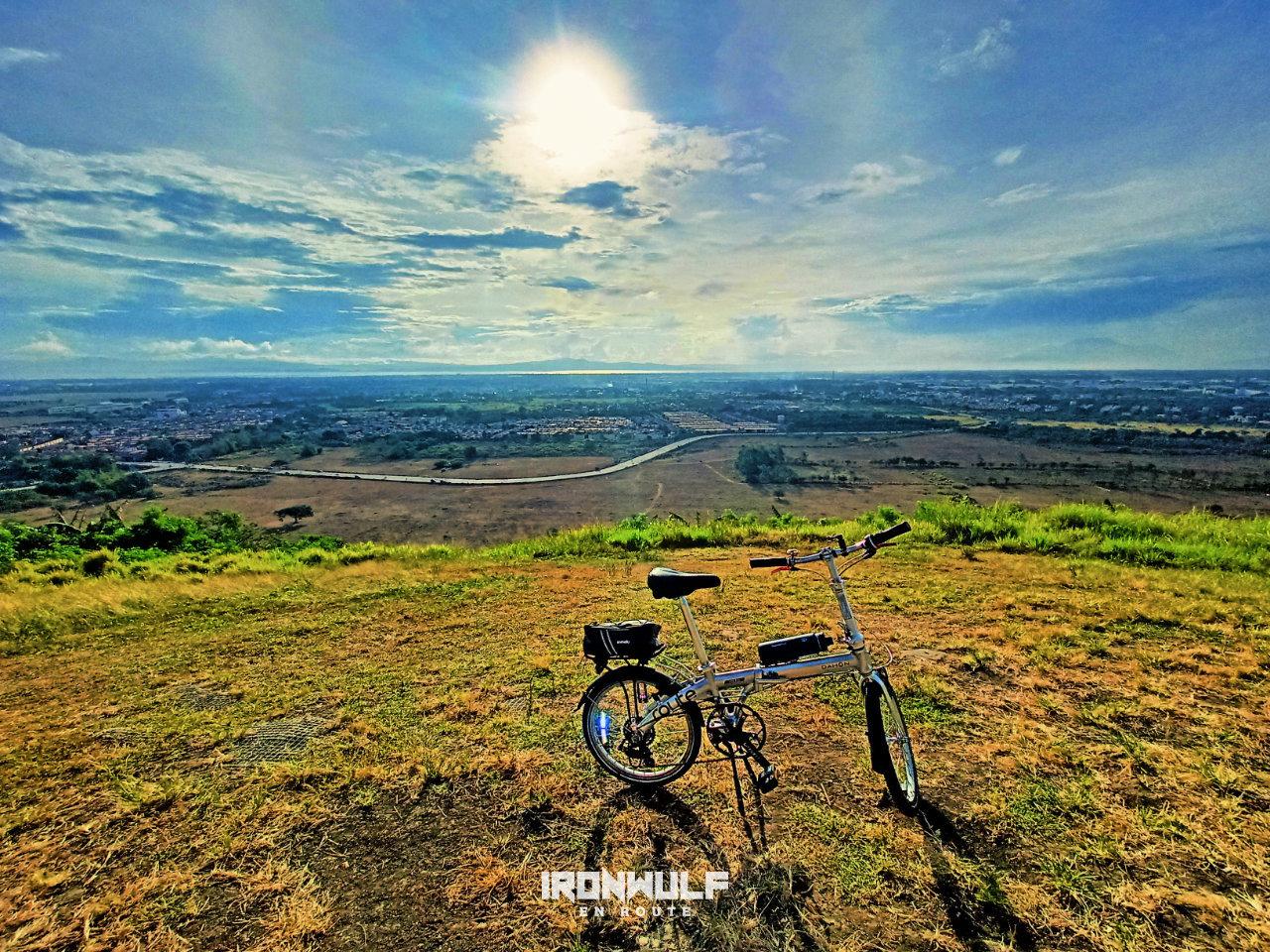 Carmona Paragliding Site