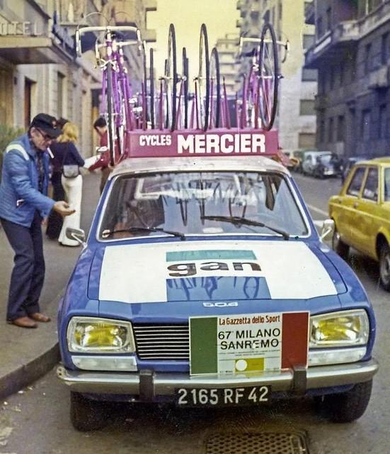 Peugeot 504 GAN