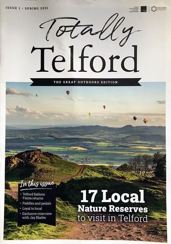 Totally Telford Magazine