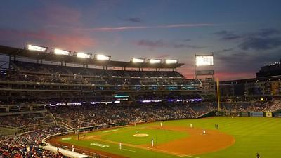 Back at the Ballpark!