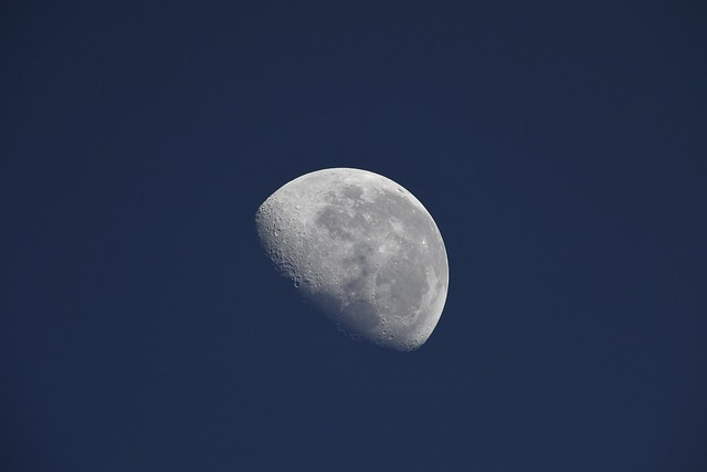 Lunch with the Moon