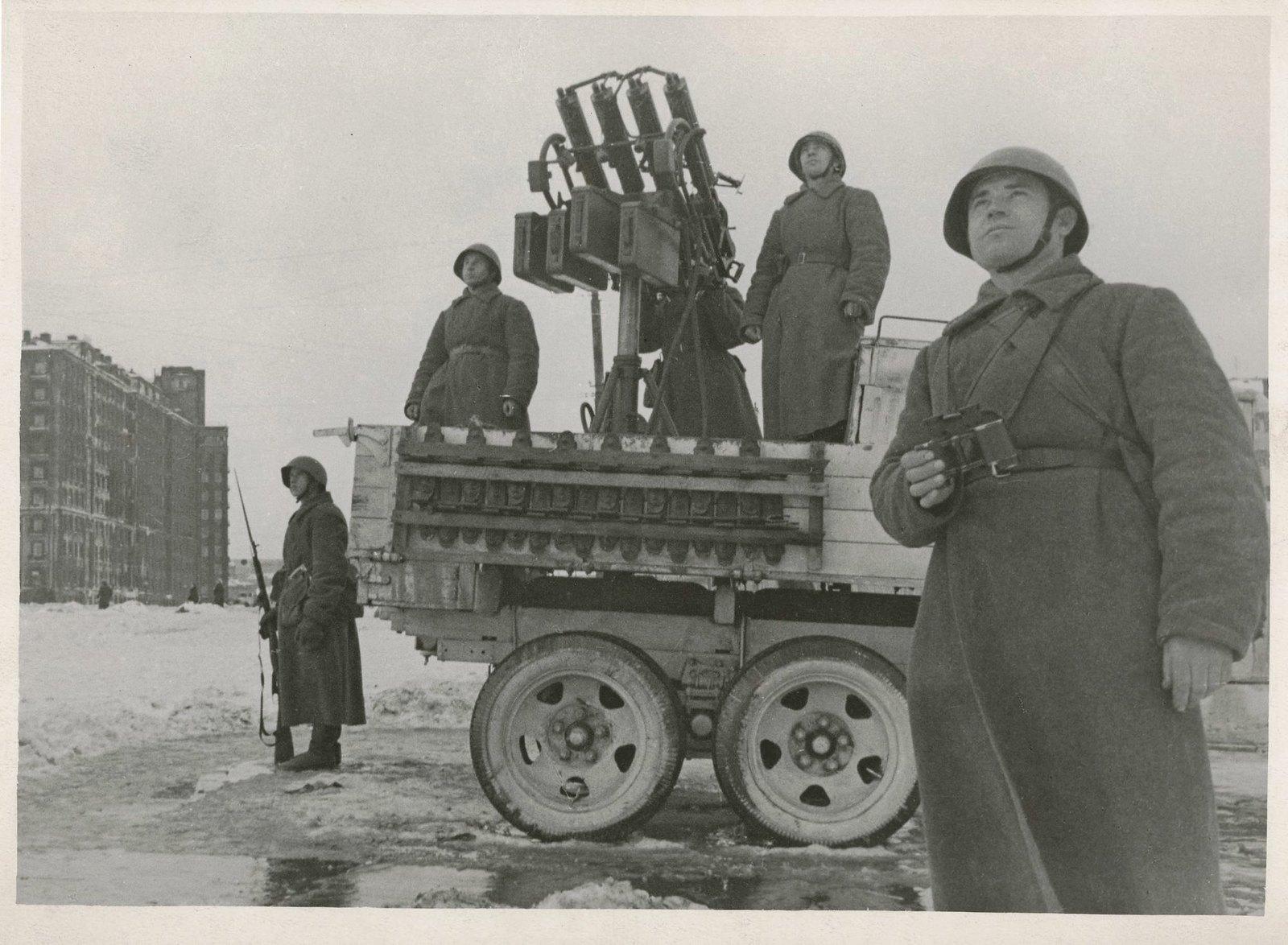 1941.У Дома правительства