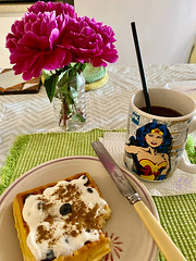 A Wonderful Breakfast ...