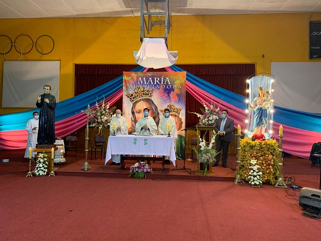 Fiesta Online de María Auxiliadora