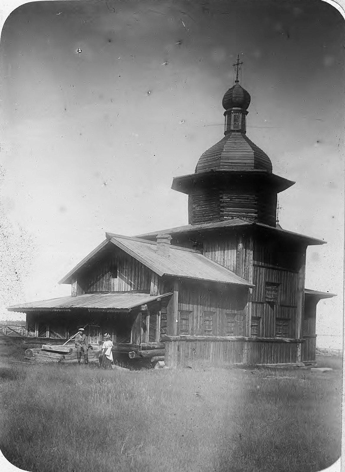 Якутск. Ильинская церковь