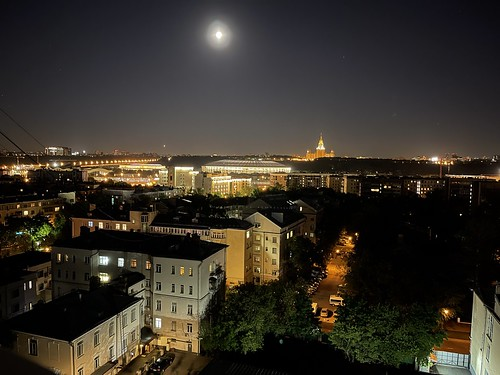 Moscow Moon