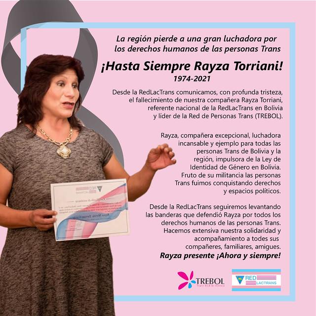Rayza Torriani (QEPD)