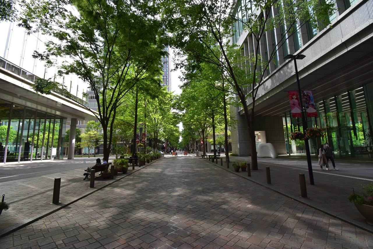 丸の内ストリートパーク
