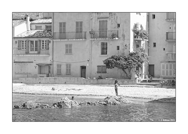 Strandlage...Saint-Tropez