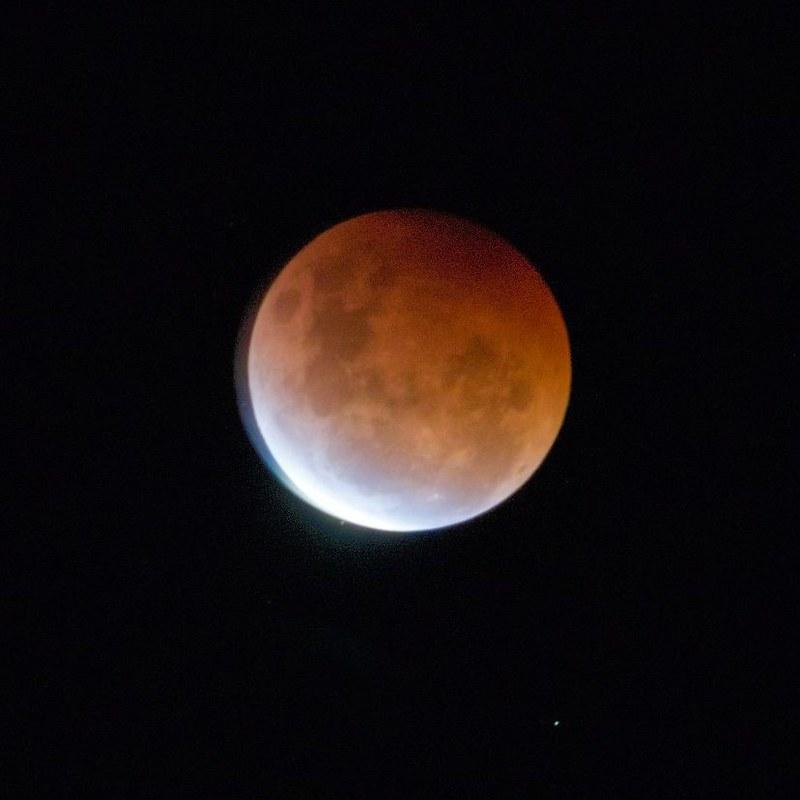 Lunar Eclispe at the super moon
