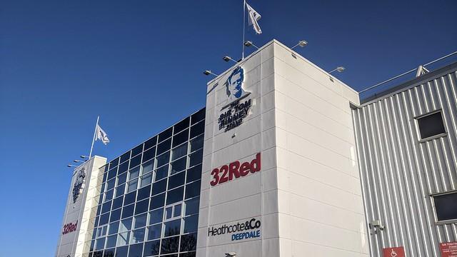 Preston North End building