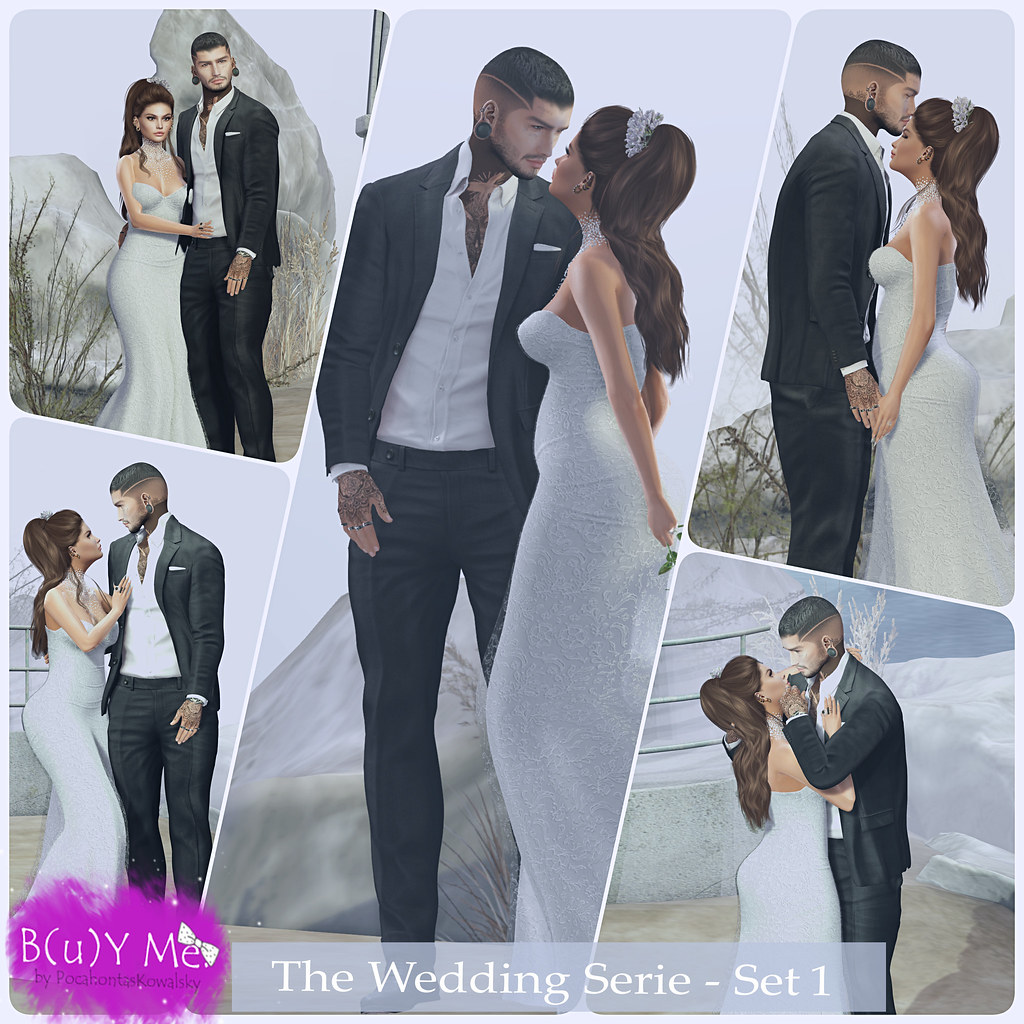 the wedding serie.set1