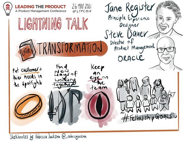 LTP 2021 Lightning Talk Jane Register and Steve Bauer