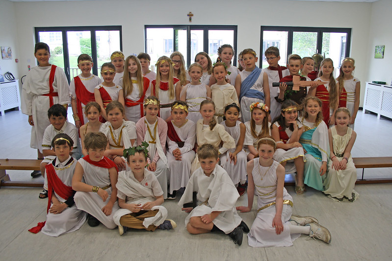 Year 5 'Wow Day' | Ancient Greece
