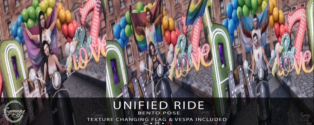 Unified Ride @ Main-store Release