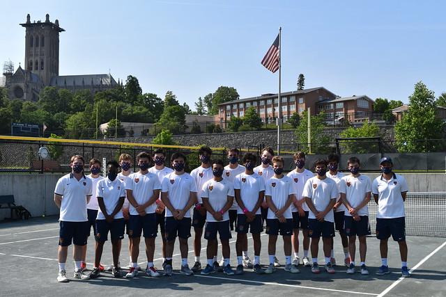Varsity Tennis Wins IAC Tournament