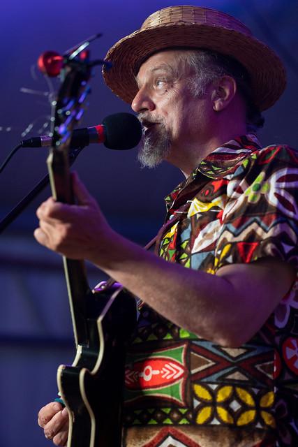 Paul Cebar, live in south Minneapolis