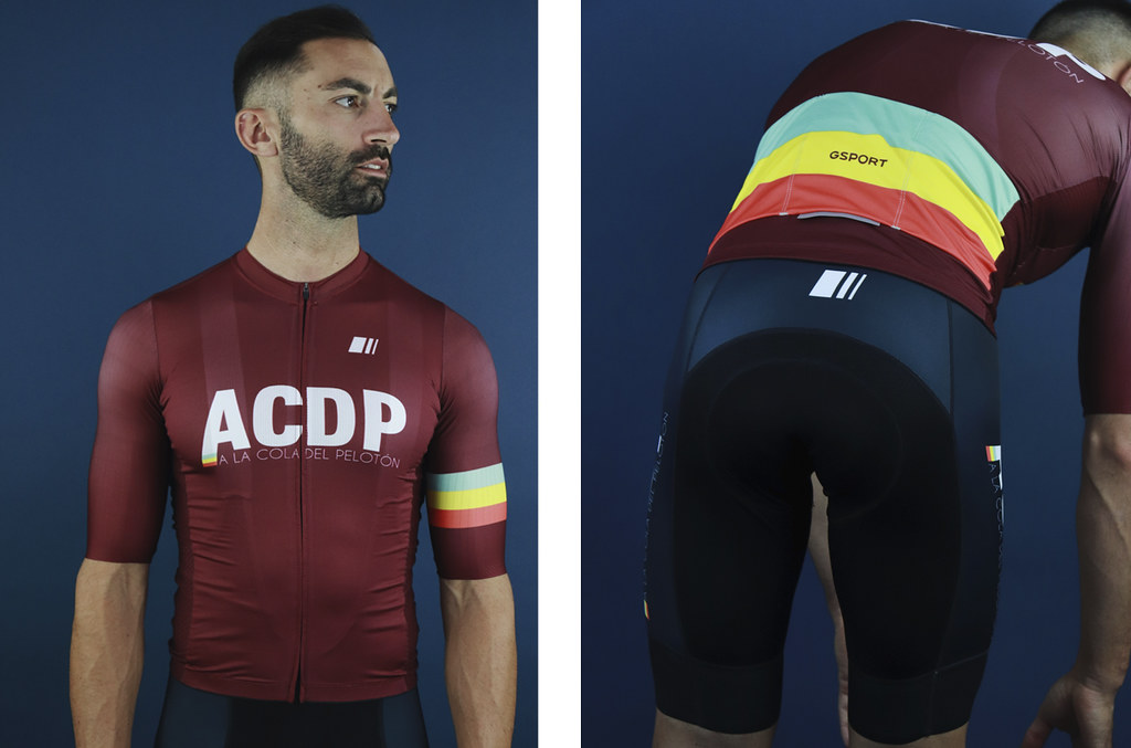 MAILLOT ACDP