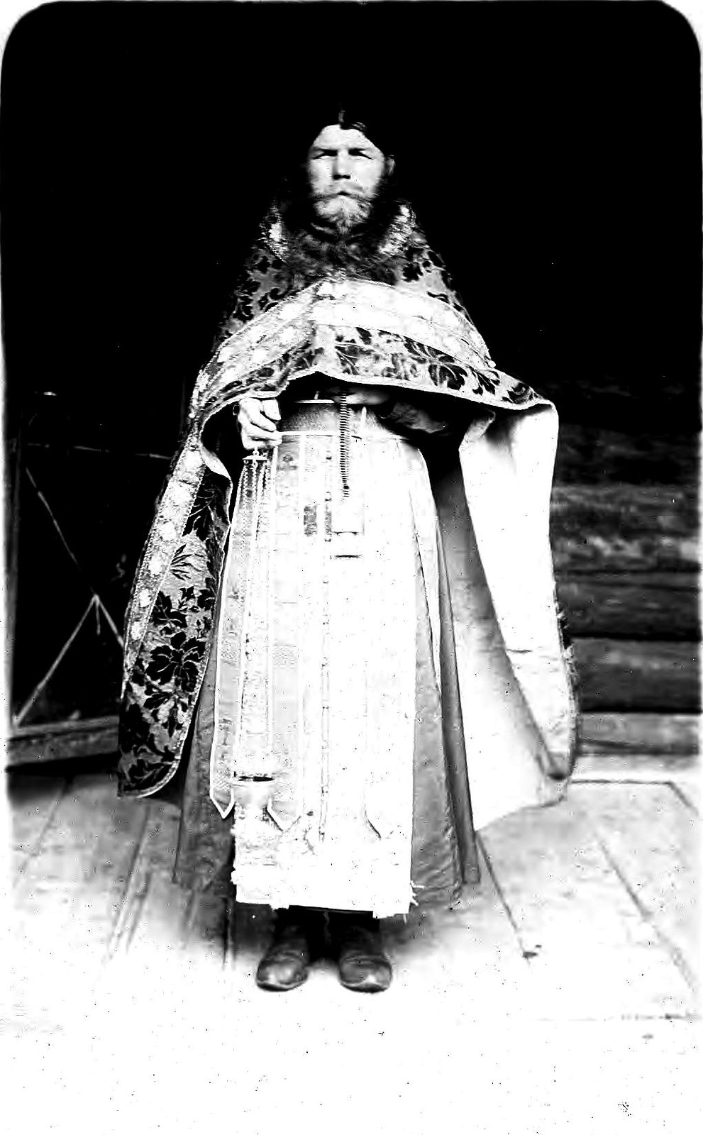 Якутск. Старообрядческий священник