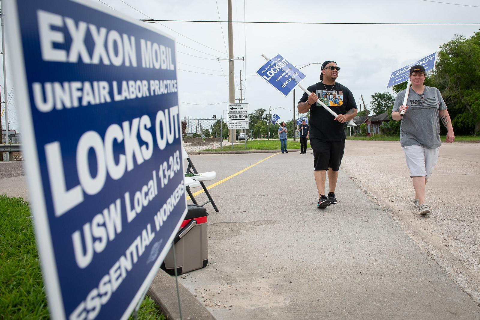 2021 ExxonMobil LockOut