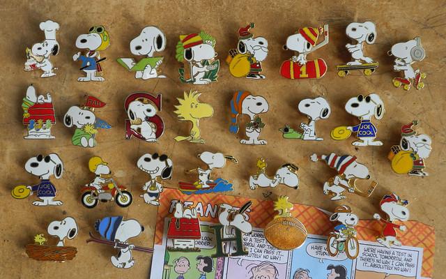 Snoopy is een held