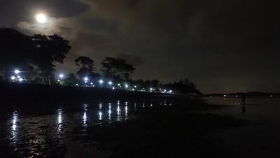 Changi beach, May 2021