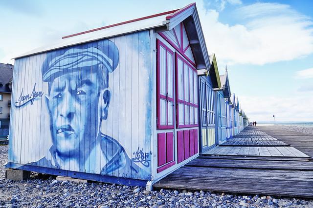 Les cabines de plage // The beach huts