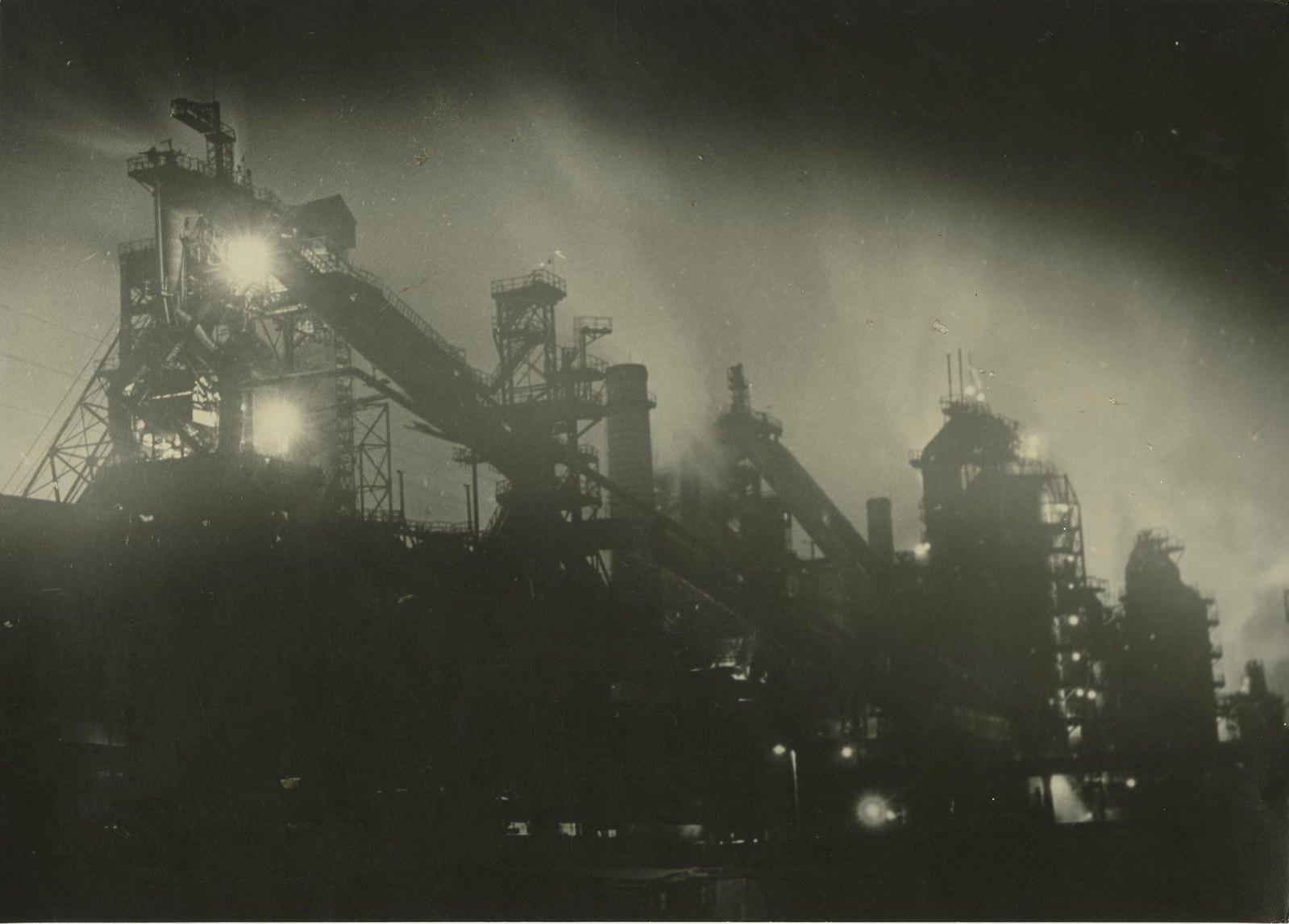 1940. Индустриальный Урал