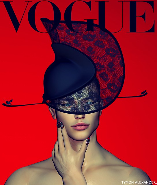 Fantasy vogue cover