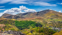 Landscape Snowdonia Wales