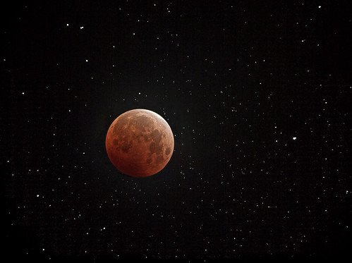 Total Lunar Eclipse - 26 May 2021