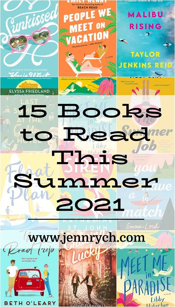 Summer 2021 Books