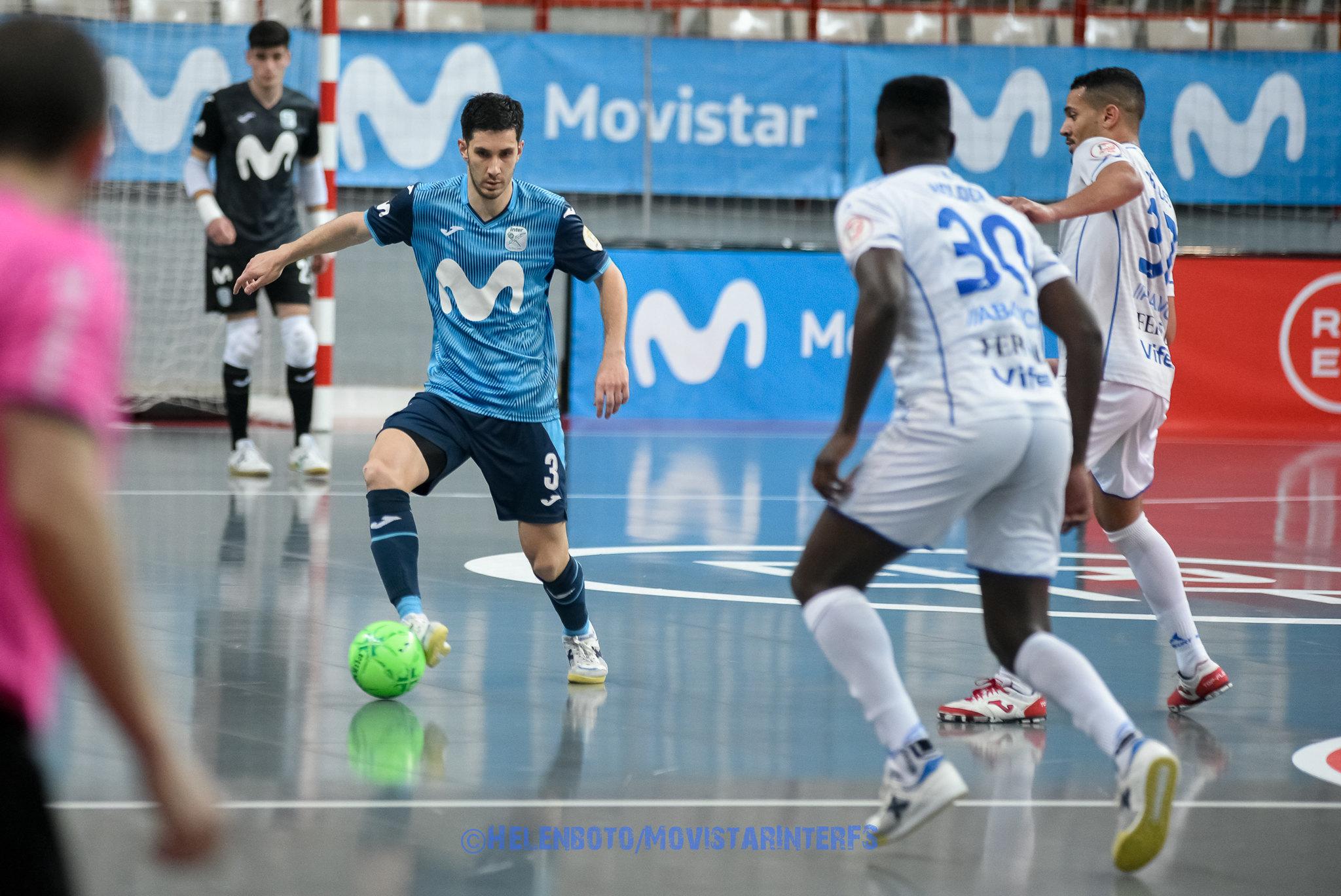 J33 1ªRFEF FUTSAL   Movistar Inter FS vs O´Parrulo Ferrol