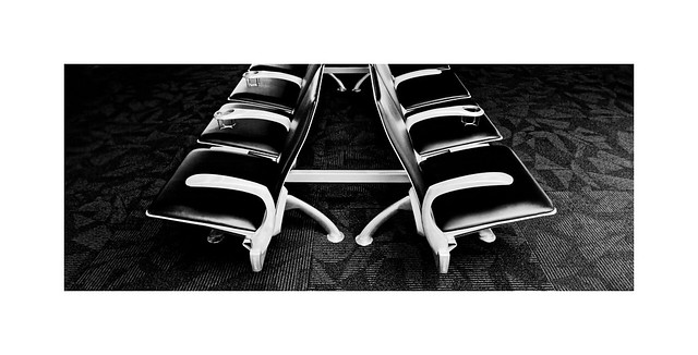 Marshall/BWI Airport Seating...
