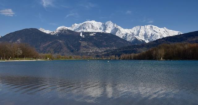 Aqua... Mont Blanc