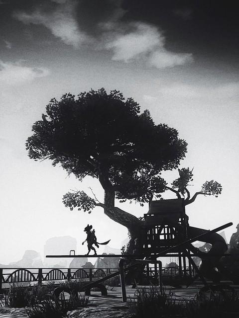 bring balance to the playground