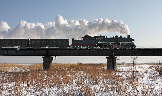 Coal on the move