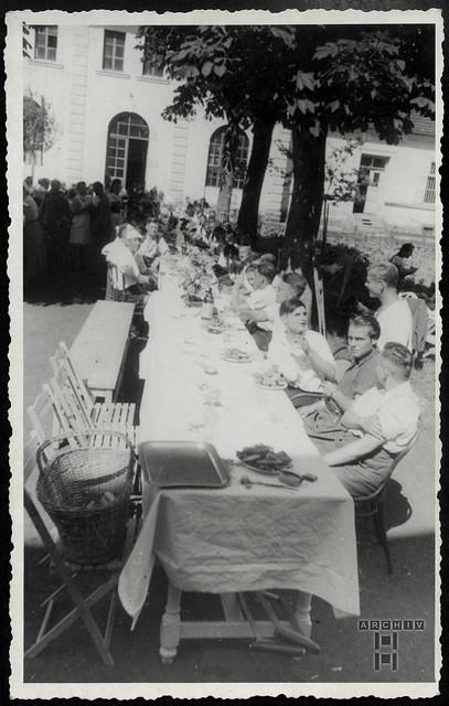 ArchivTappen233A948 Schulfest, 1950er
