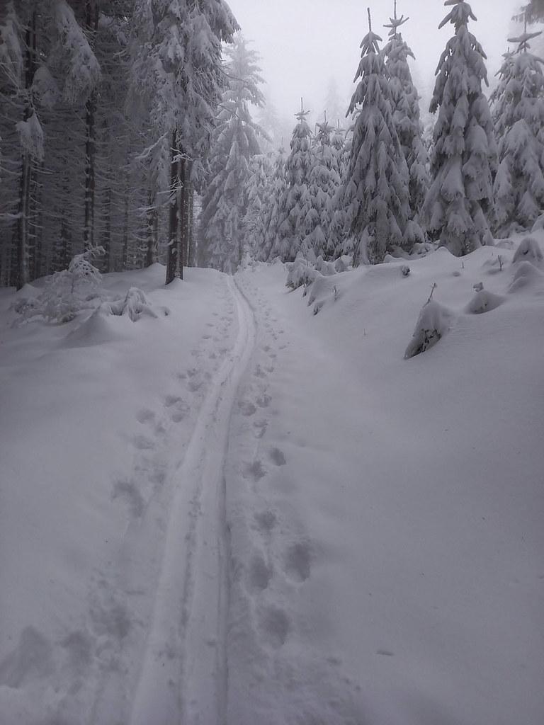 Ještěd - trasa Frantina Jizerské hory Czech photo 03