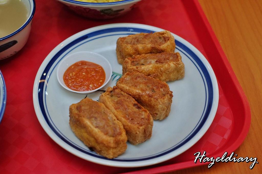 Laifabar- Bu Jian Dan Char Siew Noodles Bukit Batok-Taupok