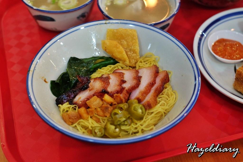 Laifabar- Bu Jian Dan Char Siew Noodles Bukit Batok