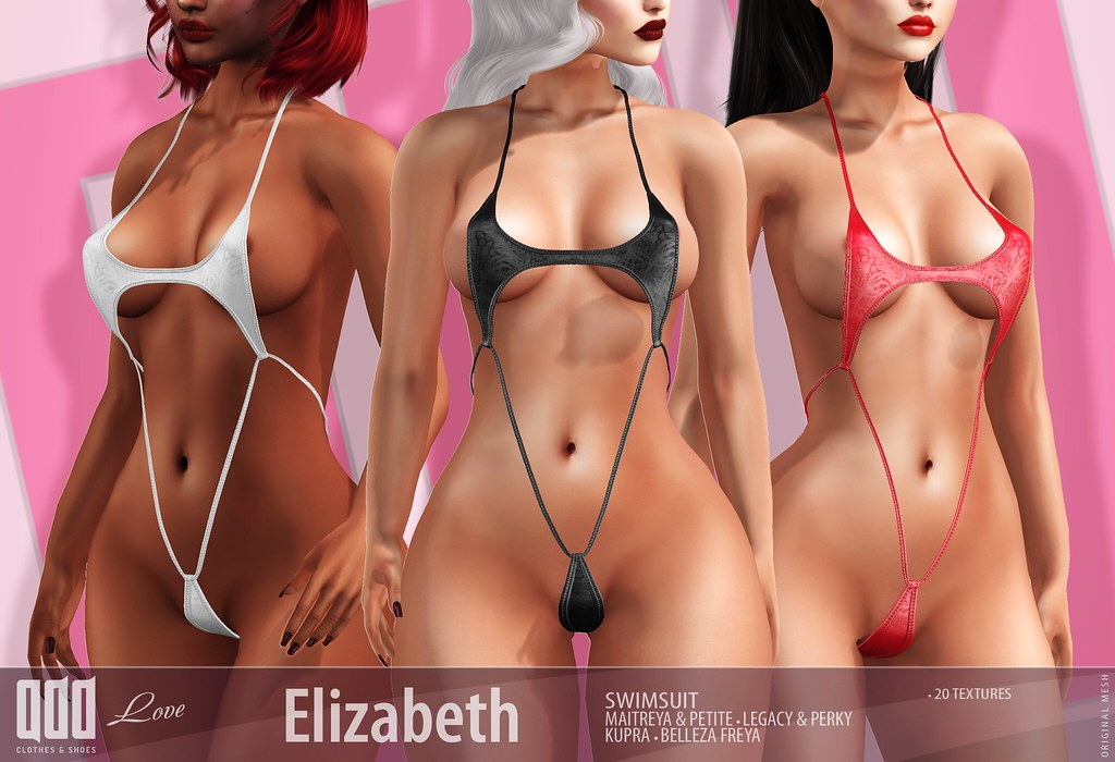 New release – [ADD] Elizabeth Swimsuit